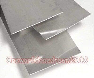 1pcs Magnesium Alloy AZ31B Plate Sheet Foil 0.4mm x 100mm x 100mm