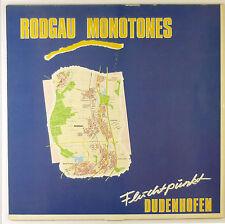 """12"""" LP - Rodgau Monotones - Fluchtpunkt Dudenhofen - B2053 - washed & cleaned"""