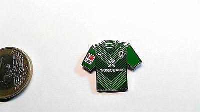 Liga SV Werder Bremen Trikot Pin 2011//2012 Away Badge Kit Targobank 3