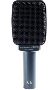 New-Sennheiser-e609-Silver-Guitar-Amp-Microphone-Authorized-Dealer-Warranty