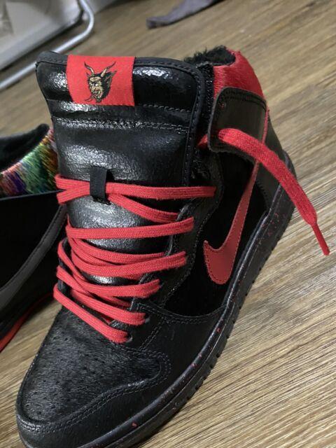 Nike SB Dunk High Pro Premium krampus