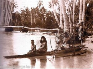 BILDER AUS DEM PARADIES - colonial photography from Samoa 1875-1925