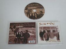 SAND RUBIES/RETURN OF THE LIVING DEAD(BLUE ROSE BLU CD0070) CD ALBUM