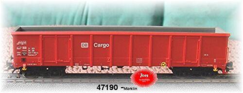#NEU in OVP# Offener Güterwagen Märklin  47190