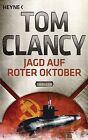 Jagd auf Roter Oktober / Jack Ryan Bd.4 von Tom Clancy (2012, Taschenbuch)