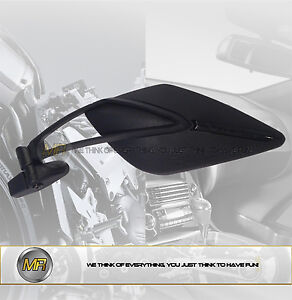 FOR-APRILIA-RS4-125-2012-12-PAIR-REAR-VIEW-MIRRORS-SPORT-LINE