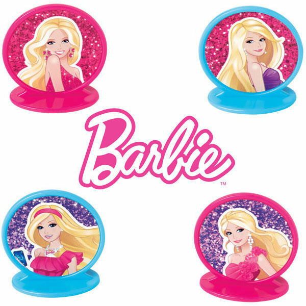 8 Barbie Wilton CUPCAKE TOPPERS Birthday Party Supplies Decorations For Sale Online