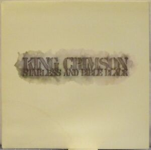 KING-CRIMSON-Starless-and-Bible-Black-LP-Half-Speed-Master-NEW-but-opened-copy