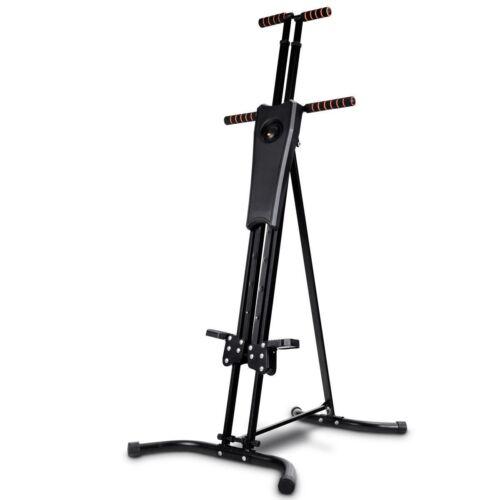 GYM Indoor Home Adjustable Folding Vertical Climber Fitness Workout Machine US