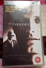A HISTORY OF VIOLENCE UMD VIDEO for Sony Playstation Portable PSP Sealed 18+