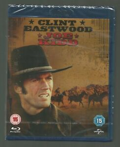 JOE-KIDD-new-sealed-UK-BLU-RAY-Clint-Eastwood