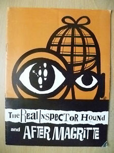 B-039-Ham-Repertory-Theatre-Programme-1972-THE-REAL-INSPECTOR-HOUND-amp-AFTER-MAGRITE