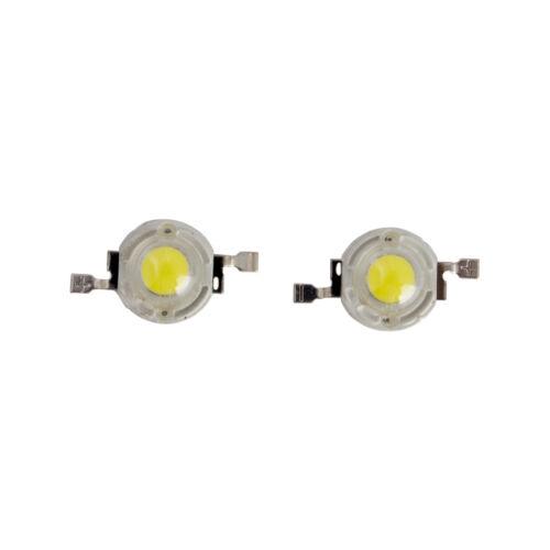 10x 50x LED Chip Beads Light 1W 3W 5W 7W SMD COB Warm Cool White Lamp High Power