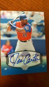 2004-JOE-CARTER-100-SP-296-UD-Timeless-Teams-Short-Print