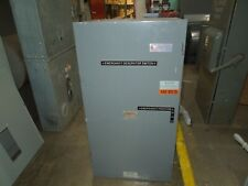 Westinghouse Xu366 600a 3p 600vac Double Throw Non Fused Manual Transfer Switch