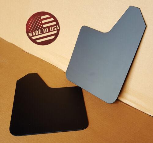 fits 93-01 Impreza 2DR 4DR StreetRays Mud Flaps STARTER Set BLACK NO HARDWARE