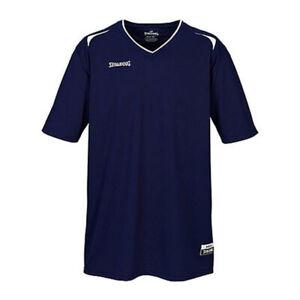 Spalding-Attaque-Tournage-Tee-Shirt-Bleu-Blanc-F07