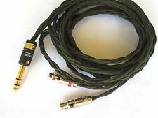 Audeze headphone cable version 2 - Solid Silver 7ft 99.999 LCD-3 LCD3 LCD-2
