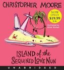 Island of the Sequined Love Nun by Christopher Moore (CD-Audio, 2014)