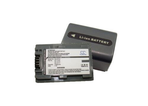 DCR-DVD755E DCR-HC35E DCR-HC26E Premium Battery for Sony DCR-HC26 DCR-HC23E