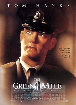 Poster A3 La Milla Verde Tom Hanks The Green Mile Pelicula Film Cartel Decor 01