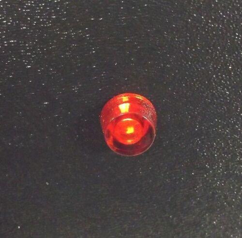 3 BBT Marine Grade Waterproof 12 volt Red LED Hi-Profile Indicator Lights