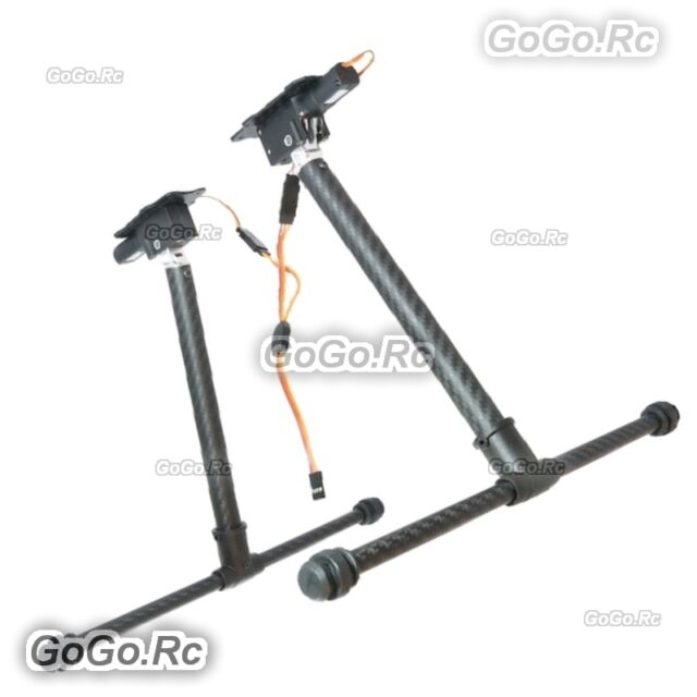 2x Tarot Multicopter Electric Retractable Landing Skid For 650 680 690 TL65B44x2
