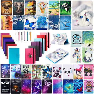 best service d2253 390f4 Details about Universal Leather Stand Case Cover For Amazon Lenovo Tab 4 7