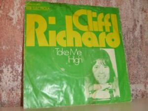 CLIFF-RICHARD-Take-me-High-Celestial-Houses-7-034-SINGLE-Vinyl-G-EMI-1C-00605493