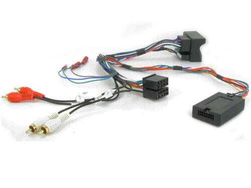 Interfaccia comandi volante AUDI A3 A4 TT amplificate INFINITY ...