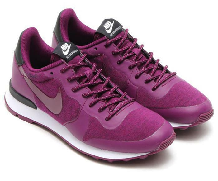 749556-500 Nike Internationalist TP Women's Sneakers Shoes Mulberry US 8