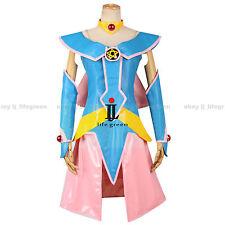 Yu-Gi-Oh! Game King Dark Magician Girl Uniform Cosplay Costume Cos Clothes Cloth