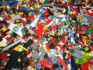 LEGO-1-kg-Konvolut-Kiloware-Steine-Sondersteine-Platten-Basics-Raeder-Mischlego