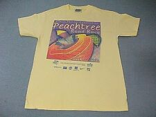 2003 AJC PEACHTREE ROAD RACE T - SHIRT JULY 4TH - ATLANTA, GA. (M)  MEDIUM