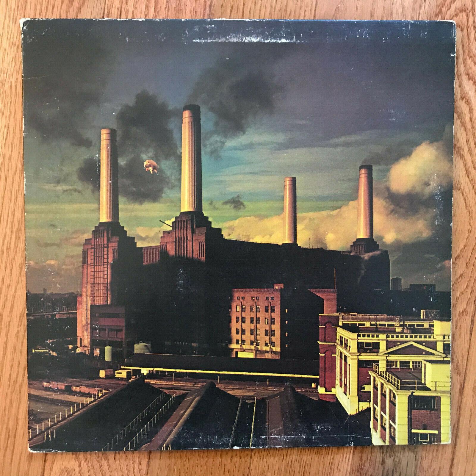 Animals Journal Pink Floyd Notizbuch Heft Block