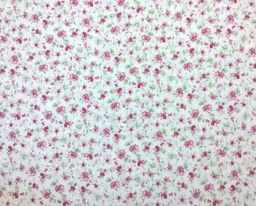 New Ladies Floral Short Sleeved Poly Cotton Nightie Womens Nightwear Size 10-26