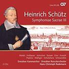 Heinrich Schutz - Heinrich Schütz: Symphoniae Sacrae III (2015)