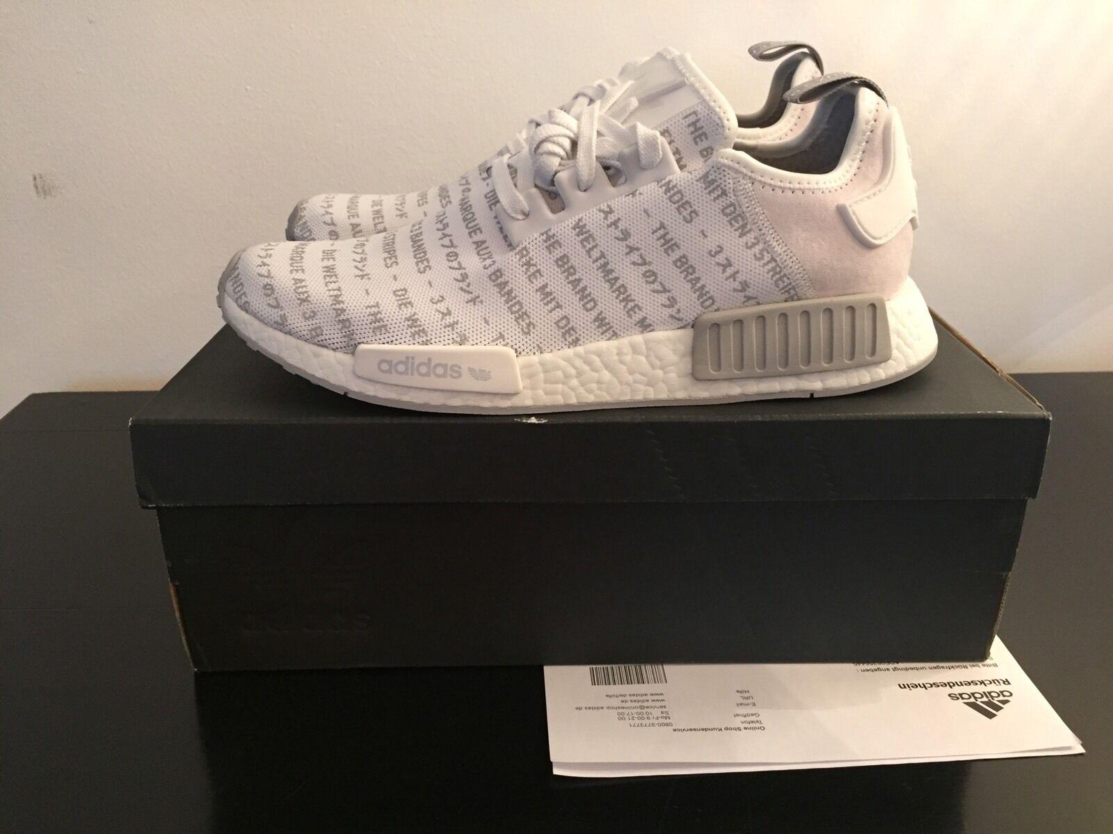 Adidas Originals NMD R1 Japan Weiß in US 12 EU 46 2/3