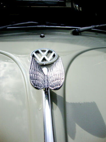 Phoenix Alas Mascota Emblema para Escarabajo VW Tipo 1 Ovalado Clásico Aac014