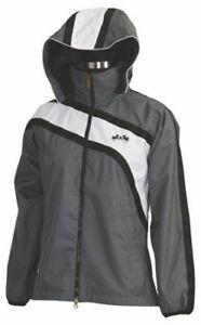 Equine couture Southfields Rain Shell Veste Imperméable Avec Stowaway Capuche-afficher le titre d`origine aG3G2y6S-07162039-912968739