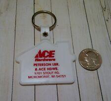 Advertising Keychain Fob Ace Hardware Menomonie WI.