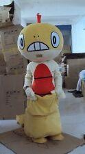 New: SCRAGGY POKEMON Mascot Costume For Festival/Hallooween/Christmas