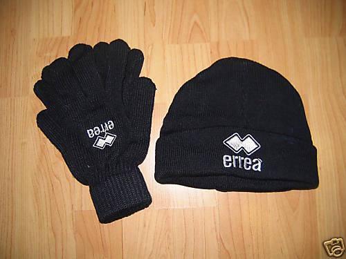 Errea Gants + Bonnet Hat et Glooves Glooves Glooves Entraînement ensemble 480c2d