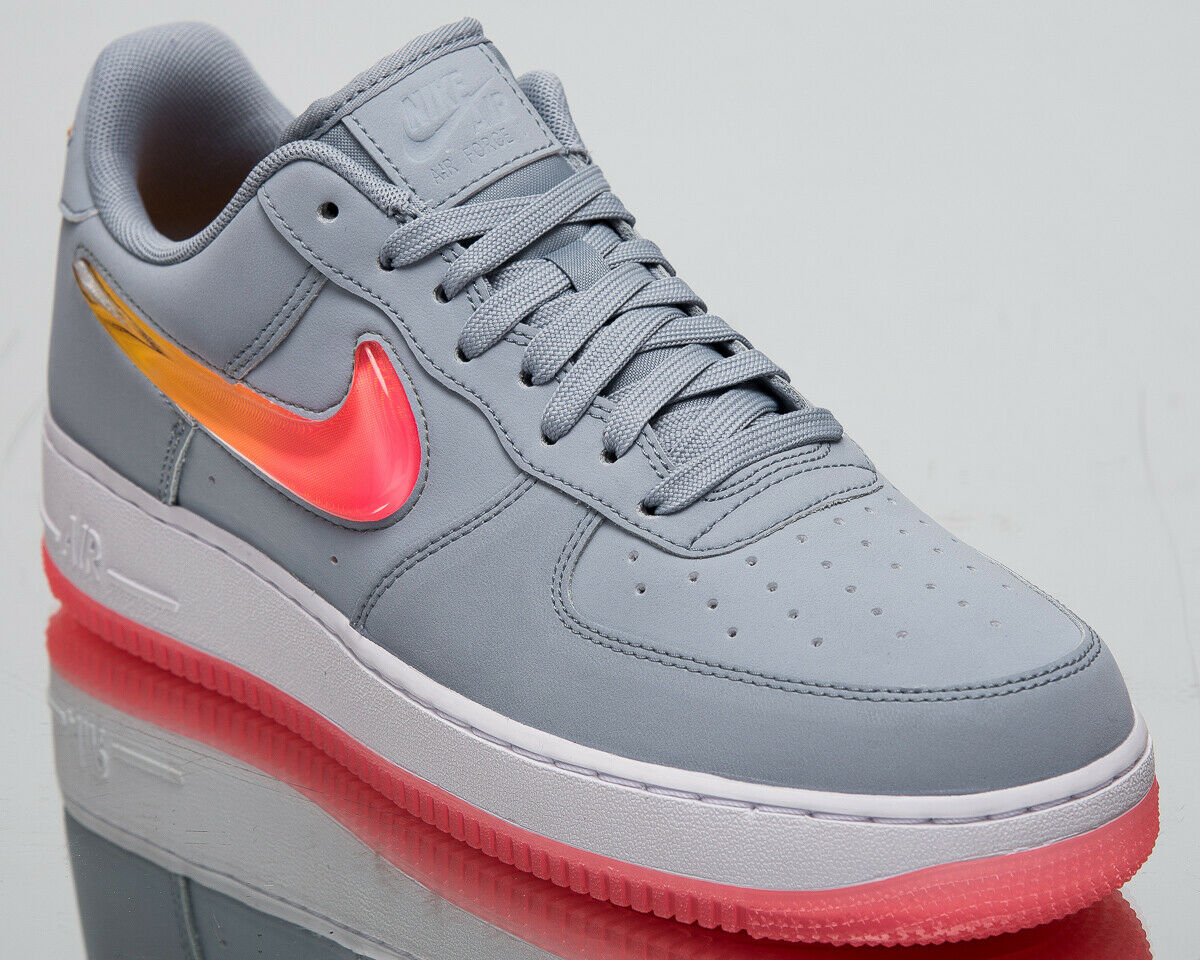 Nike Air Force 1 '07 Premium 2 New Mens Lifestyle shoes Obsidian Mist AT4143-400