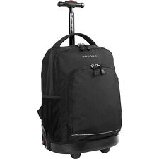 Unisex Adult Backpack Travel Luggage with Wheels/Rolling | eBay