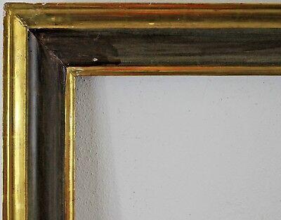 Ambitious Marco De Madera Gold Marrón Medida Interior Aprox 61x81 Cm Arte Y Antigüedades