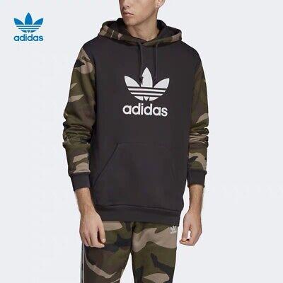 adidas hoodie camoflage