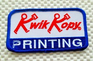 KWIK-KOPY-EMBROIDERED-SEW-ON-PATCH-PRINTING-ADVERTISING-UNIFORM-HAT-4-034-x-2-034