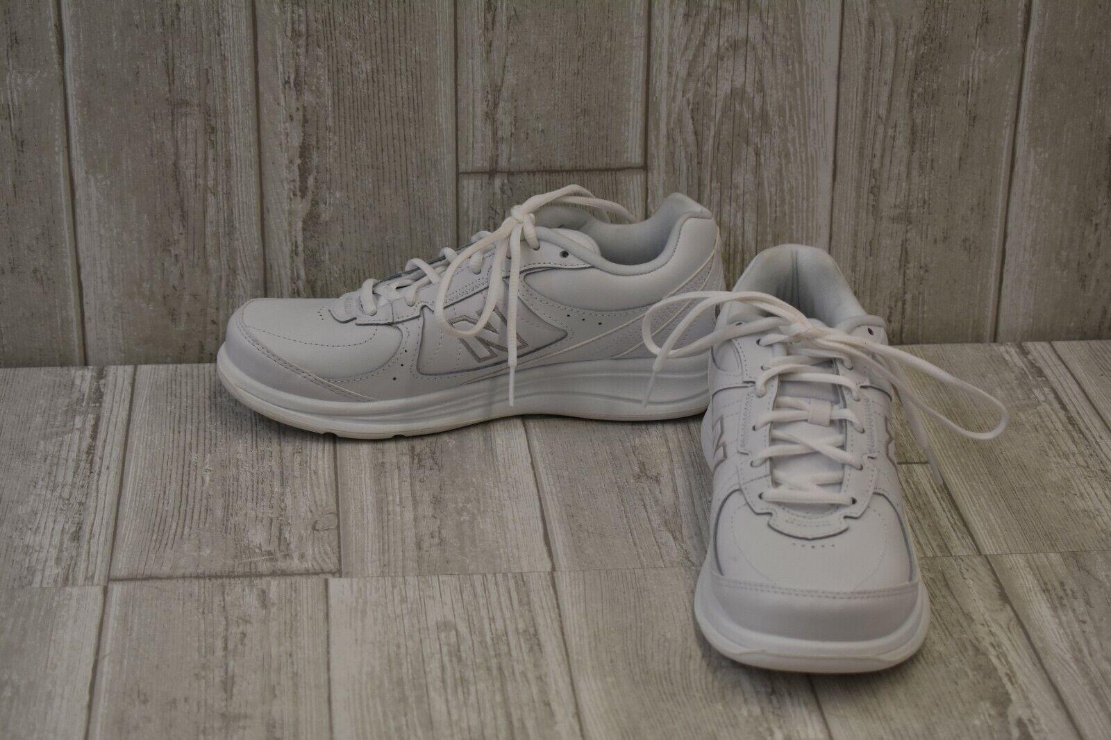 New Balance WW577WT Walking shoes - Women's Size 9 B - White