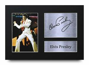 Elvis-Presley-Signed-Pre-Printed-Autograph-Photo-Gift-For-a-Rock-n-Roll-Fan
